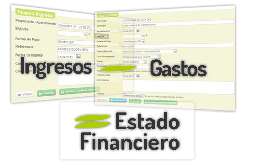 Estado financiero del condominio